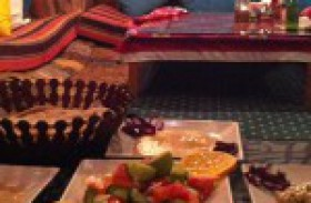 Review: Forsha's Egyptian kitchen, Dahab