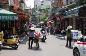 A photo impression of Hanoi's Old Quarter