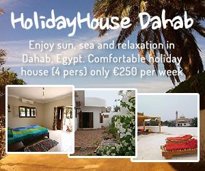 holidayhouse dahab banner