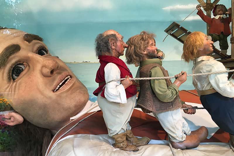 FlipFlopGlobetrotters.com - Sprookjeswonderland - Gullivers Travels