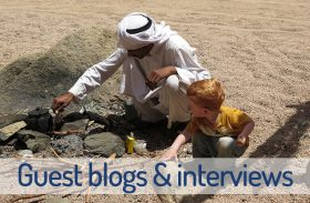 Guestblogs for other travel sites
