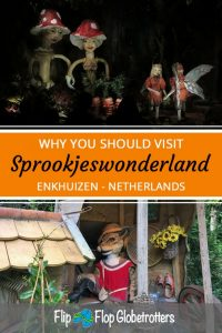 FlipFlopGlobetrotters.com - why you should visit Sprookjeswonderland with your toddler