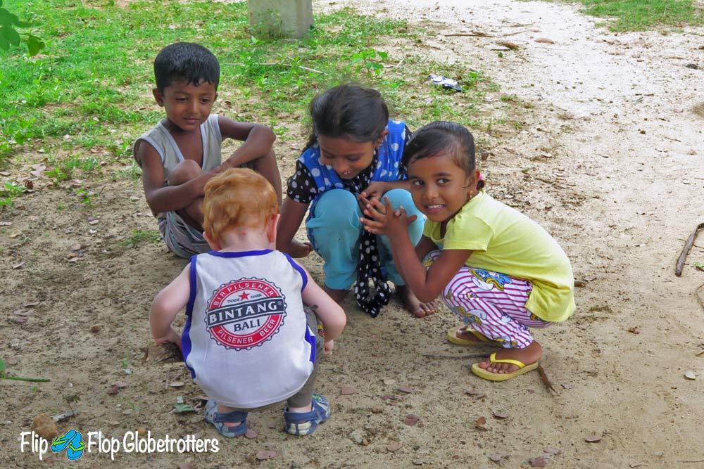 FlipFlopGlobetrotters.com - Blog: reality of travel with an infant - Sri Lanka