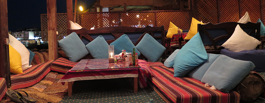 The best places to eat in Dahab