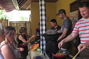 FlipFlopGlobetrotters.com - review of Balinese cooking class Ubud