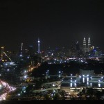 Kuala Lumpur: first time in a big city with our son