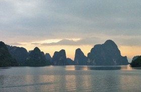 Our Halong Bay experience