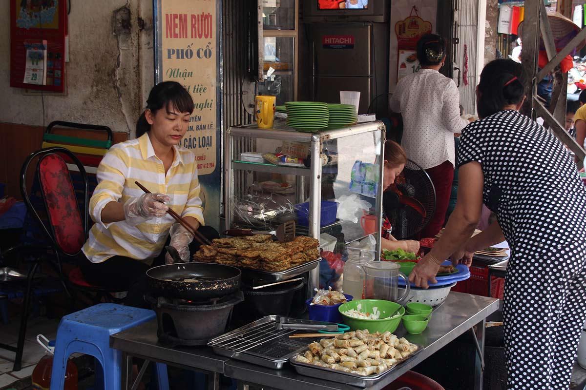 Street food, love it!
