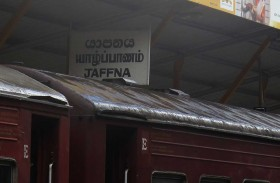 Anuradhapura to Jaffna by first-class train