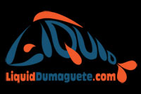 Liquid Dumaguete logo