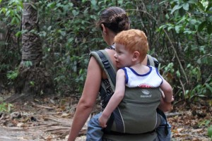 FlipFlopGlobetrotters.com - kids travel accessories - Manduca baby carrier