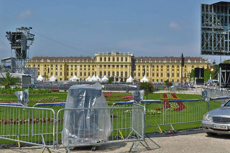 FlipFlopGlobetrotters - Vienna with kids - Schoenbrunn Castle