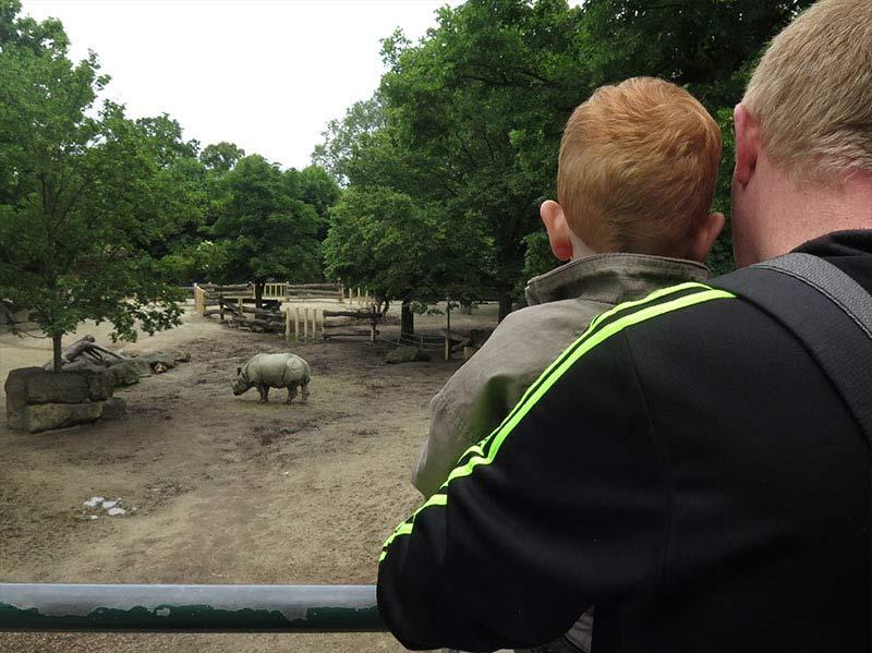 FlipFlopGlobetrotters - Vienna with kids - Schoenbrunn Zoo