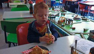 FlipFlopGlobetrotters.com - kid friendly restaurants in Haarlem - Meneer Paprika