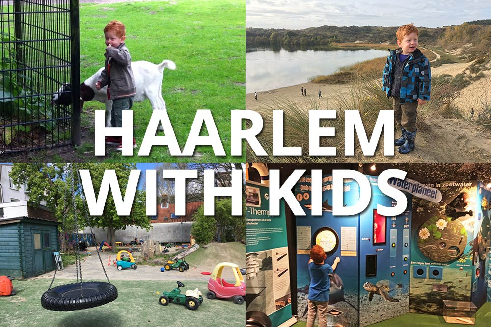FlipFlopGlobetrotters.com - things to do in Haarlem with kids