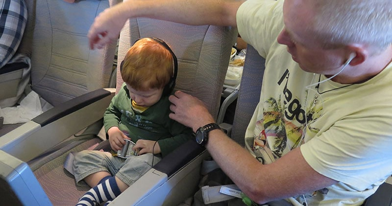 Flying With Infants And Toddlers 10 Tried And Tested