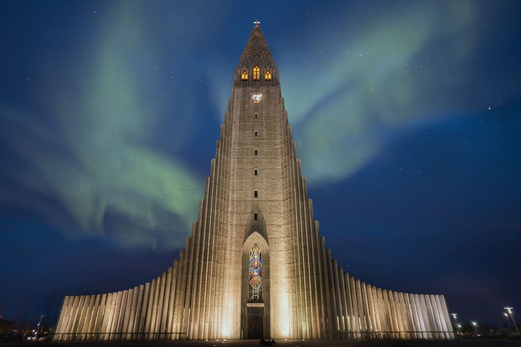 FlipFlopGlobetrotters.com - things to do in iceland with kids - hallgrimskirkja church reykjavik