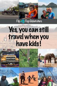 FlipFlopGlobetrotters.com - Blog: Can you travel with kids?