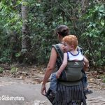 Best baby carrier: Manduca baby carrier review