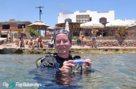 Diving holidays with young kids