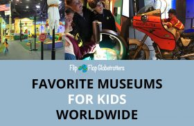 Favorite children's museums worldwide