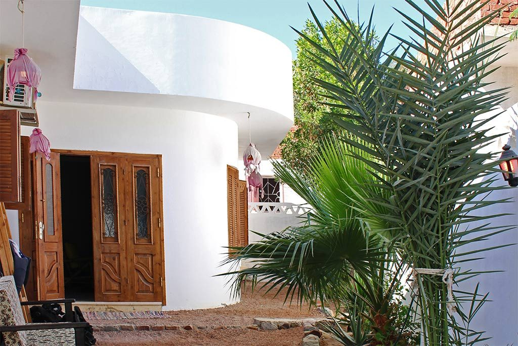 FlipFlopGlobetrotters.com - Back in Dahab - Sinai Sun Villa Dahab