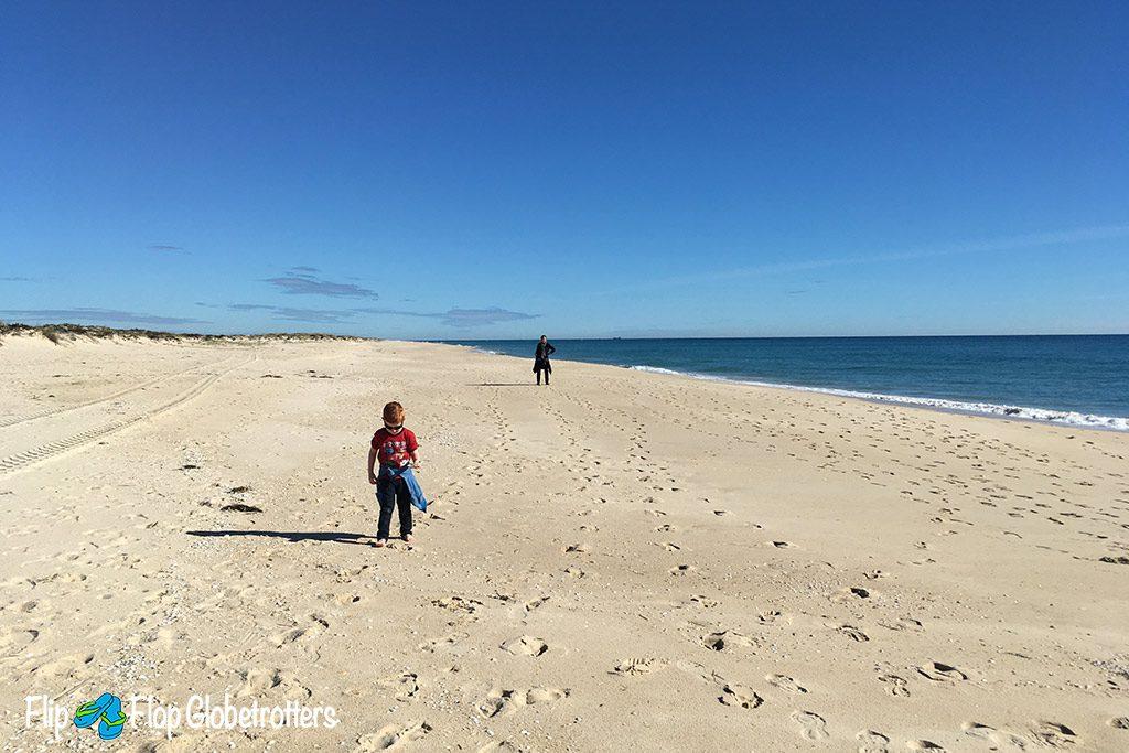 Olhao beaches - Armona Island