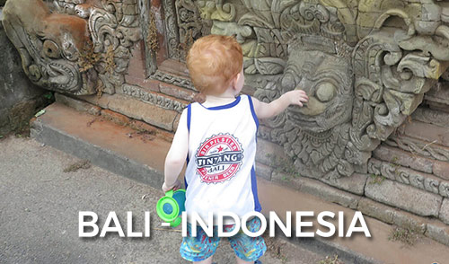What to do in Bali with kids - Bali travel with kids