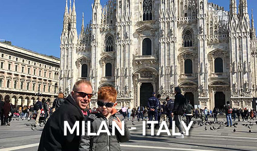 FlipFlopGlobetrotters.com - things to do with kids in Milan