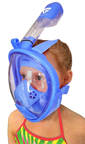 b59836a031a To us scuba divers the full face snorkel masks look a bit silly. But