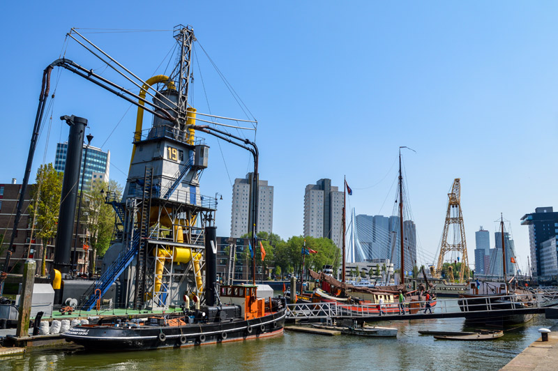 FlipFlopGlobetrotters.com - Things to do in Rotterdam with kids- Maritime Museum shipyard