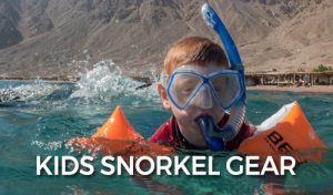 FlipFlopGlobetrotters.com - Detailed product guide for the best snorkel gear for kids