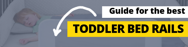 FlipFlopGlobetrotters.com - Banner for detailed product guide for the best toddler bed rails