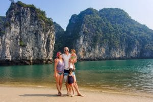 Ultimate family travel blog list - Diapers in Paradise