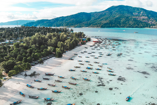 FlipFlopGlobetrotters - best family holiday destinations in Asia - Koh Lipe Thailand
