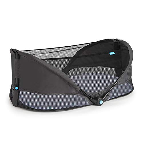 Best baby bassinet for travel: Brica fold and go travel bassinet