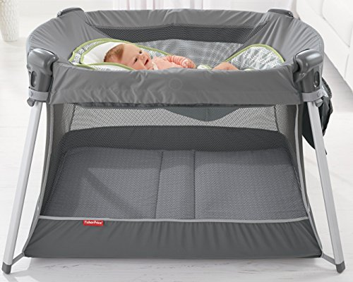 Best bassinet for travel guide: The Fisher-Price Ultra-Lite Day & Night