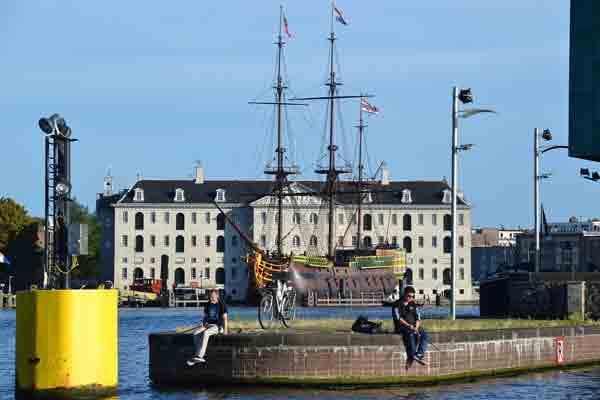 FlipFlopGlobetrotters.com - Amsterdam with kids - Amsterdam Maritime Museum