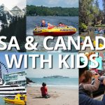 Best places to visit with kids in the USA & Canada