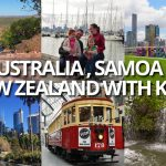 Best places to visit in Australia, New Zealand and Samoa with kids