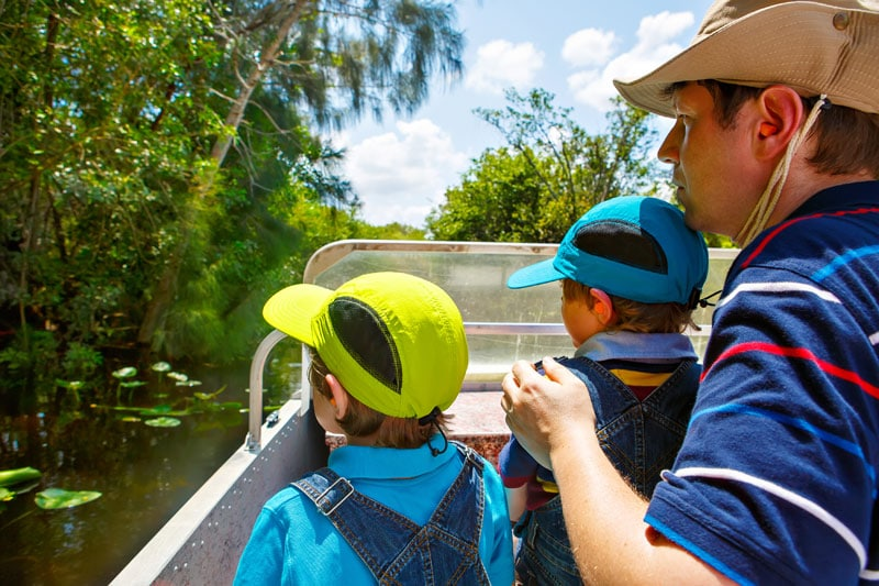 FlipFlopGlobetrotters - things to do in Miami with kids - Everglades with kids