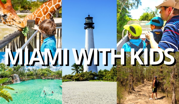 5 fun things to do in Miami with kids