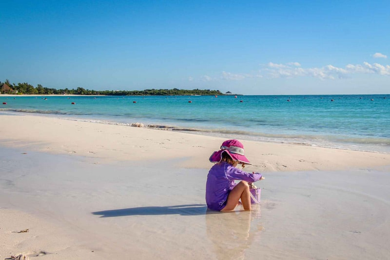 FlipFlopGlobetrotters - Best of Central and South America with kids - Riviera Maya with kids