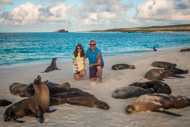 FlipFlopGlobetrotters - Best of Central and South America with kids - Galapagos Ecuador with kids