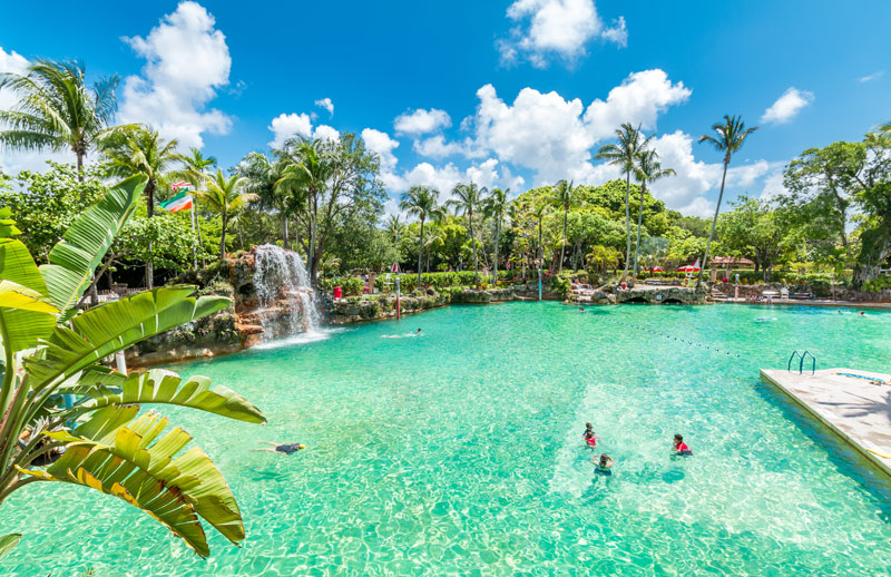 FlipFlopGlobetrotters - things to do in Miami with kids - Venetrian Pool Miam
