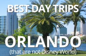 Best day trips from Orlando