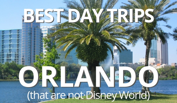 Best day trips from Orlando with kids
