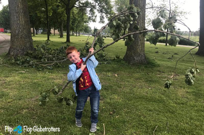 FlipFlopGlobetrotters - Netherlands fun outside