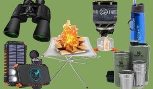 best camping gifts for dad